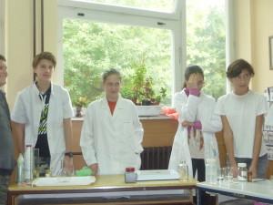 Čudesna hemija-Csodálatos kémia